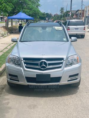 Mercedes-Benz GLK-Class 2012 350 4MATIC Silver   Cars for sale in Lagos State, Amuwo-Odofin