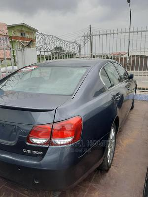Lexus GS 2006 300 Automatic Beige | Cars for sale in Lagos State, Abule Egba