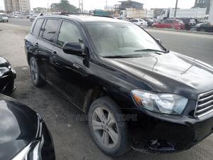 Toyota Highlander 2008 Black | Cars for sale in Lagos State, Ajah