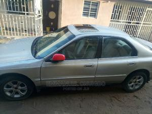 Honda Accord 1997 Coupe Silver   Cars for sale in Abuja (FCT) State, Zuba