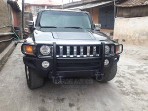Hummer H3 2006 SUV Sport Utility Black | Cars for sale in Lagos State, Ogba
