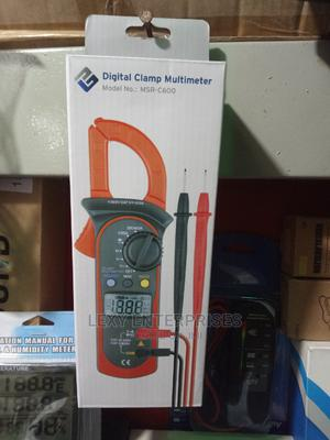 Digital Clamp Meter Msr-C600   Measuring & Layout Tools for sale in Lagos State, Amuwo-Odofin