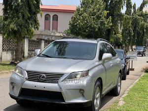 Lexus RX 2011 350 Silver | Cars for sale in Abuja (FCT) State, Central Business District