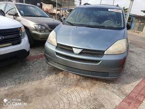 Toyota Sienna 2005 CE Blue | Cars for sale in Lagos State, Isolo