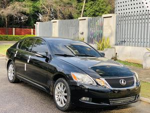 Lexus GS 2009 350 4WD Black | Cars for sale in Abuja (FCT) State, Central Business District