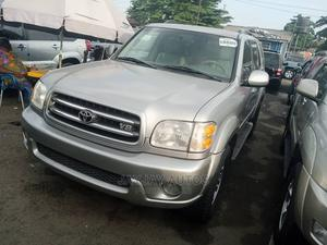 Toyota Sequoia 2003 Gray   Cars for sale in Lagos State, Apapa