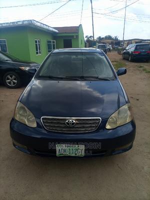 Toyota Corolla 2004 Sedan Blue | Cars for sale in Ekiti State, Ado Ekiti