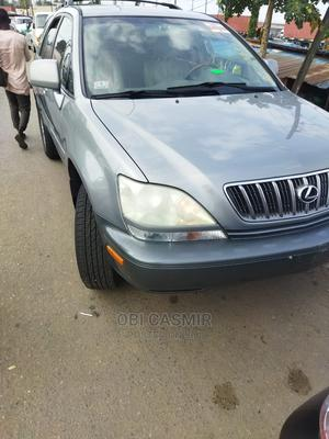 Lexus RX 2003 300 4WD Blue | Cars for sale in Rivers State, Obio-Akpor