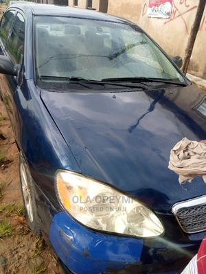 Toyota Corolla 2003 Sedan Blue | Cars for sale in Abuja (FCT) State, Lugbe District