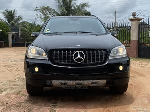 Mercedes-Benz M Class 2008 Black   Cars for sale in Delta State, Ika South