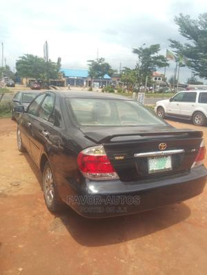 Toyota Camry 2004 Black   Cars for sale in Lagos State, Alimosho