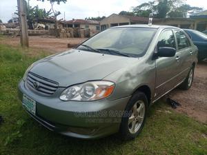 Toyota Corolla 2004 Gray | Cars for sale in Ekiti State, Ido-Osi