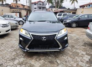 Lexus RX 2015 Black | Cars for sale in Lagos State, Ikeja