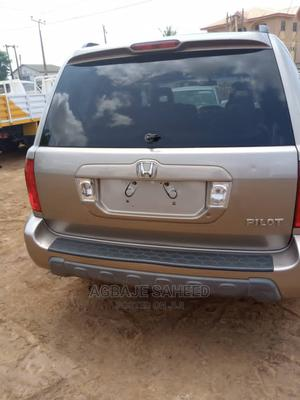 Honda Pilot 2005 Gold | Cars for sale in Lagos State, Ikorodu