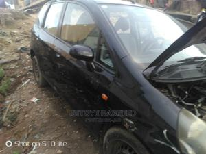 Honda Jazz 2008 Black | Cars for sale in Lagos State, Shomolu