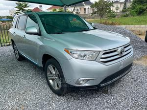 Toyota Highlander 2012 Limited Silver   Cars for sale in Abuja (FCT) State, Central Business District