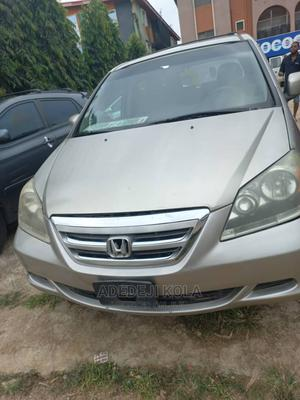 Honda Odyssey 2007 2.4 4WD Silver | Cars for sale in Lagos State, Ikotun/Igando