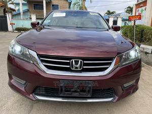 Honda Accord 2013 Red | Cars for sale in Lagos State, Agege