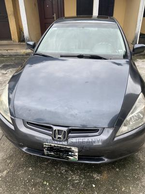 Honda Accord 2005 Sedan LX Automatic Blue | Cars for sale in Rivers State, Port-Harcourt
