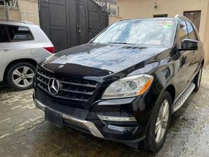 Mercedes-Benz M Class 2014 Black | Cars for sale in Lagos State, Lekki