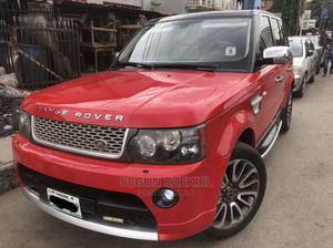 Land Rover Range Rover Sport 2008 Red | Cars for sale in Lagos State, Yaba