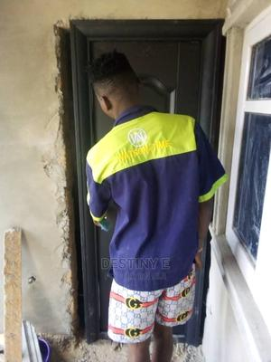 Coupling And Installation Of Foreign Doors. We Are The Best | Building & Trades Services for sale in Edo State, Ikpoba-Okha