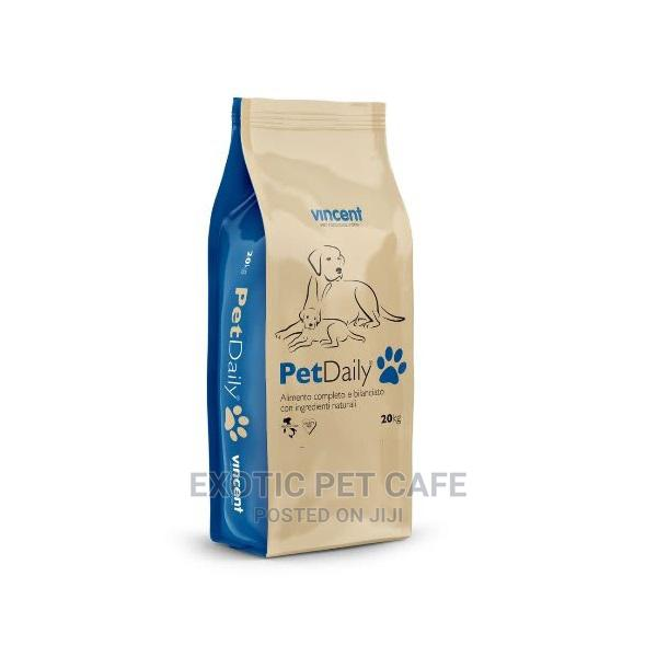 Vincent Pet Daily (20kg) | Pet's Accessories for sale in Lekki, Lagos State, Nigeria