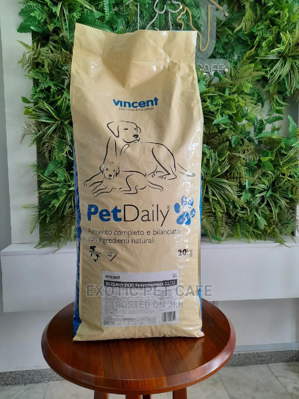 Vincent Pet Daily (20kg)