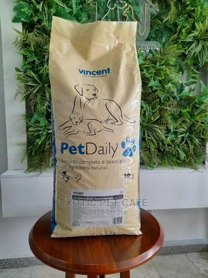 Vincent Pet Daily (20kg) | Pet's Accessories for sale in Lagos State, Lekki