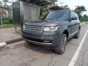 Land Rover Range Rover Vogue 2016 Gray | Cars for sale in Abuja (FCT) State, Central Business District