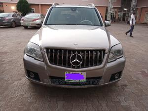 Mercedes-Benz GLK-Class 2010 350 4MATIC Gray   Cars for sale in Delta State, Oshimili South
