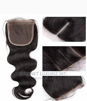 3 Part Closure ( Human Hair Closure) | Hair Beauty for sale in Lagos State, Ikeja