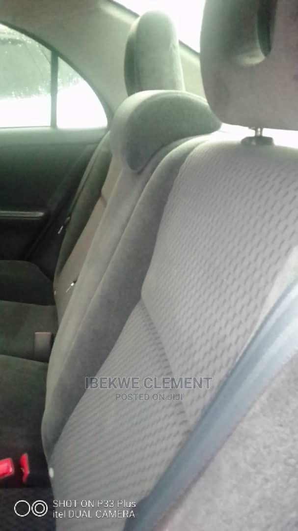 Toyota Corolla 2007 Red   Cars for sale in Obio-Akpor, Rivers State, Nigeria