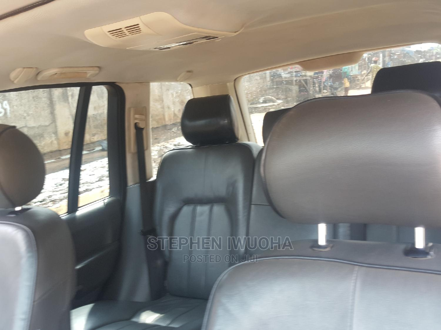 Land Rover Range Rover 2003 Gold | Cars for sale in Ikotun/Igando, Lagos State, Nigeria