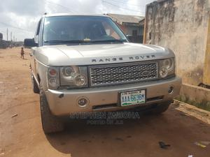 Land Rover Range Rover 2003 Gold | Cars for sale in Lagos State, Ikotun/Igando