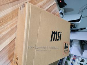 New Laptop MSI GF75 Thin 16GB Intel Core I7 SSD 512GB | Laptops & Computers for sale in Lagos State, Agege
