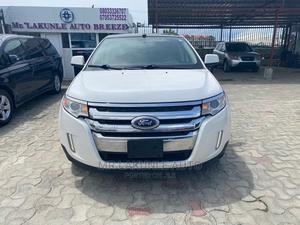 Ford Edge 2011 White | Cars for sale in Lagos State, Lekki