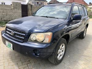 Toyota Highlander 2001 3.0 Blue | Cars for sale in Lagos State, Amuwo-Odofin