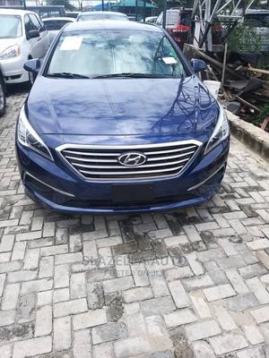 Hyundai Sonata 2017 Blue   Cars for sale in Lagos State, Lekki