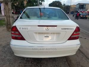 Mercedes-Benz C230 2005 White | Cars for sale in Abuja (FCT) State, Asokoro