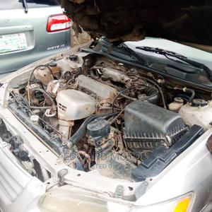 Toyota Camry 1999 Automatic Gold | Cars for sale in Lagos State, Alimosho