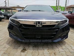 Honda Accord 2019 Blue   Cars for sale in Lagos State, Magodo