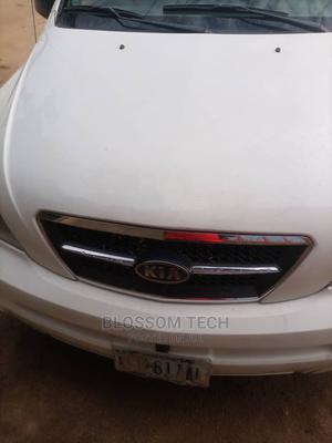 Kia Sorento 2005 3.5 V6 Automatic White | Cars for sale in Abuja (FCT) State, Wuse 2