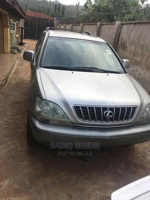 Lexus RX 2003 300 4WD Silver | Cars for sale in Oyo State, Ibadan