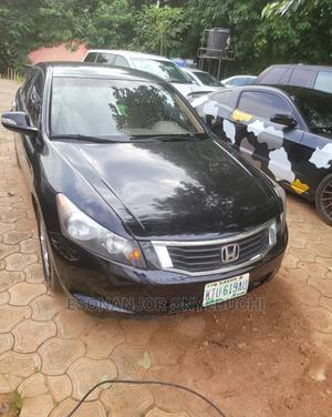 Honda Accord 2008 2.4 LX Automatic Black   Cars for sale in Abuja (FCT) State, Kubwa