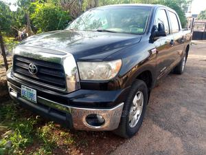 Toyota Tundra 2008 Black | Cars for sale in Abuja (FCT) State, Lugbe District