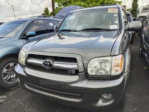 Toyota Sequoia 2007 Gray | Cars for sale in Lagos State, Apapa