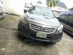 Honda Accord 2008 2.0 Comfort Gray   Cars for sale in Rivers State, Port-Harcourt