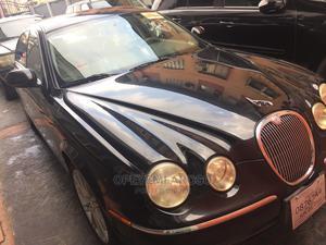 Jaguar S-Type 2006 2.5 V6 Black | Cars for sale in Lagos State, Surulere