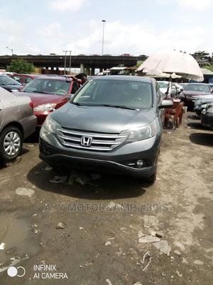Honda CR-V 2014 Gray | Cars for sale in Lagos State, Apapa